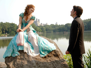 Enchanted Amy Adams as Giselle is next!