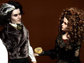 Mrs. Lovett Custom OOAK Doll
