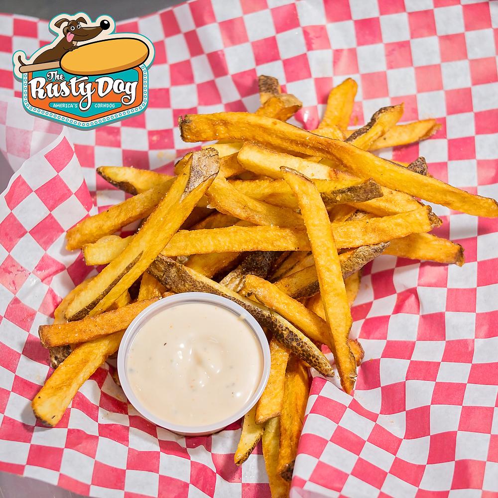 The Rusty Dog - America's Corndog Fries