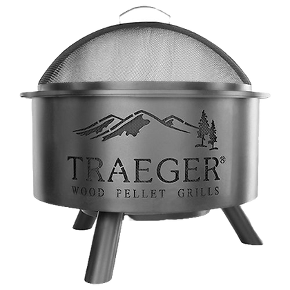 TRAEGER FIRE PIT