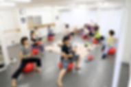 バランスボール/ウォーキング教室