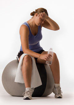 My Personal Trainer: Reduce Muscle Soreness