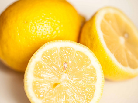 Detox Daily with Lemon Water