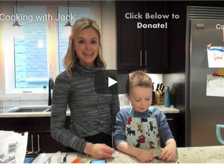 Cooking with Jack to Give Back!