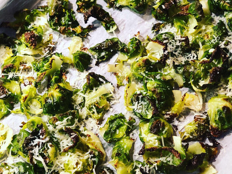 A Crispy Spin On Brussels Sprouts