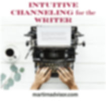 Channeling for the Writer Image High Res