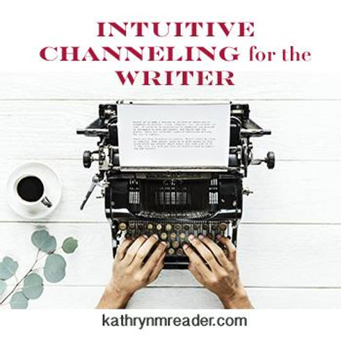 Channeling for the Writer – 4-week (group class)