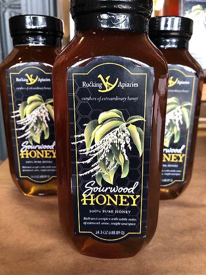 Rocking K Apiaries Sourwood Honey