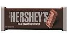 Hersheys Milk Chocolate Bars 40g