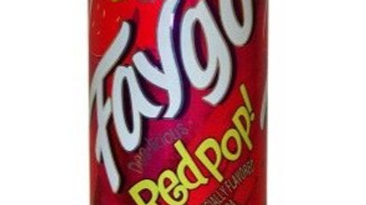 Faygo Red Pop Can 355ml