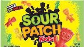 Sour Patch Kids Theatre Box 99g