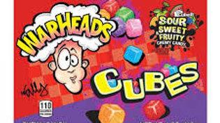 Warheads Cubes 113g