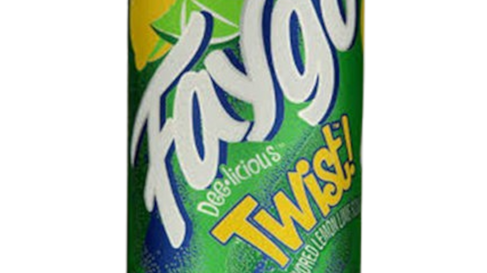 Faygo Lemon and Lime Cans 355ml