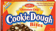Chocolate Chip Cookie Dough Bites Theatre Box 88g