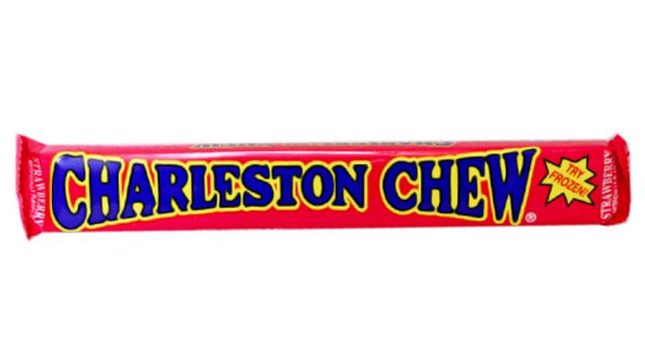 Charleston chew strawberry bar 53.2g