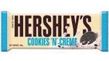 Hersheys Cookies n Creme bars 40g