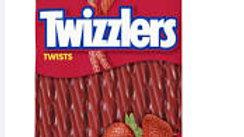 Hershey's Twizzlers Strawberry Twists Bags 198g