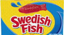 Swedish Fish Theatre Box 88g