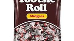 Tootsie Roll midgees bag 184g