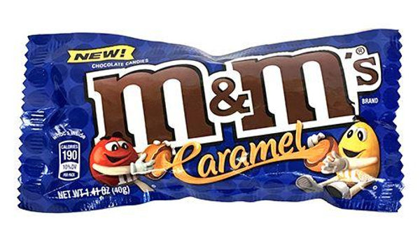 M&M's Caramel Chocolate Candies 39g