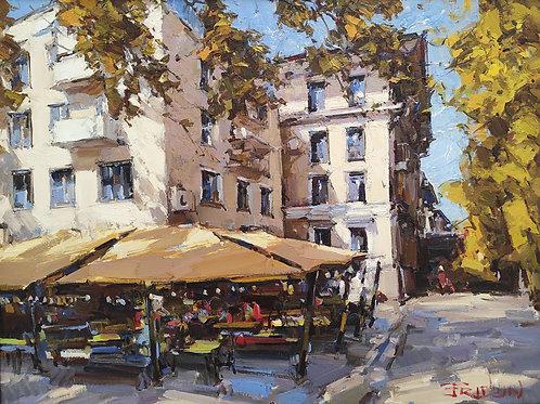 "Eugene Fridlin ""Cafe"""