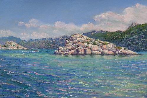 "Olga Gorbenko ""Romantic islands"""