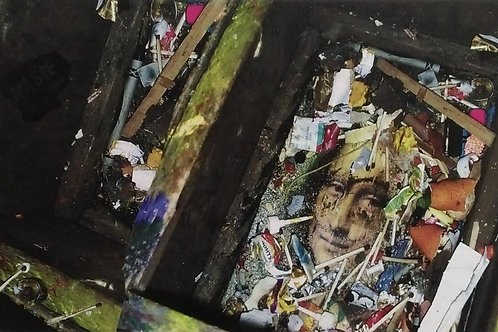 "Vasiliy Dergachev ""Box. Mona Lisa"""