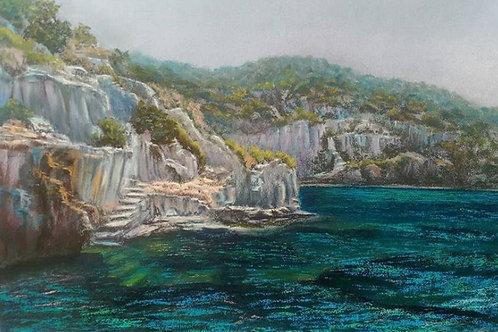"Olga Gorbenko ""Turkey. Ancient city"""