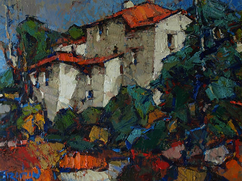 "Eugene Fridlin ""House by the sea"""