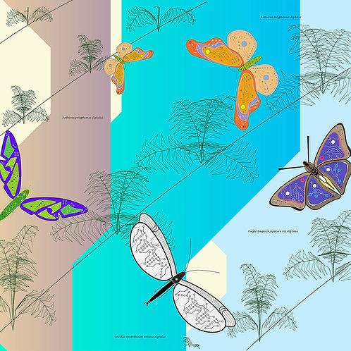 """Vitali Vin """"Butterflies"""""""