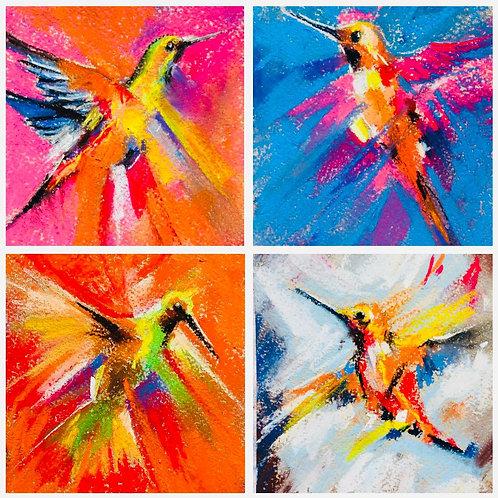 "Moses Zibor ""Hummingbird"""