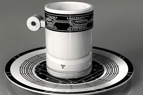 """Vitali Vin """"Tea set Optim №3"""""""