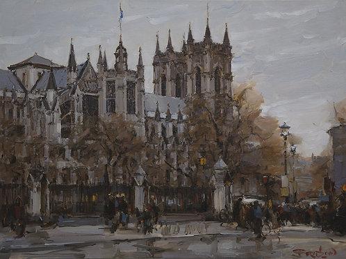 """Eugene Fridlin """"Westminster Abbey"""""""