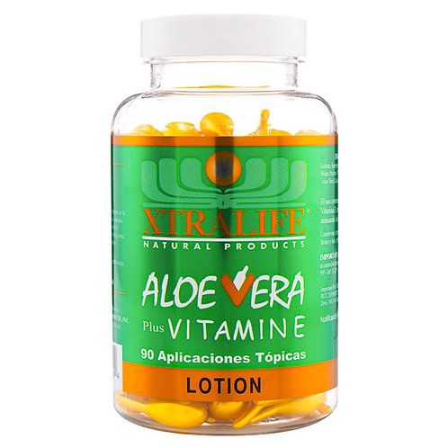 Aloe Vera + Vitamina E