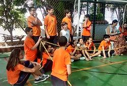 Escola de Ensino Fundamental II Alphaville Barueri Osasco Carapicuíba Santana de Parnaiba