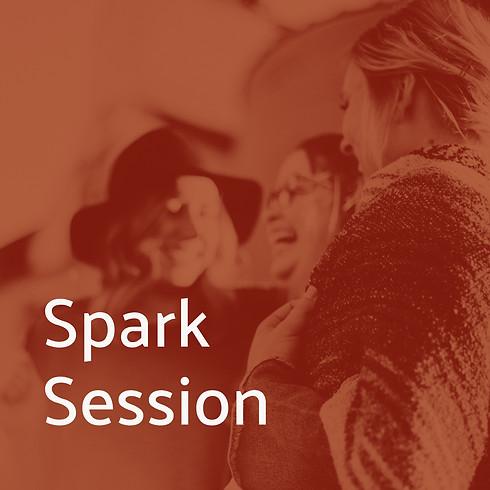 Spark Session - Speakers TBC