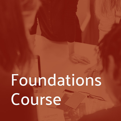 Foundations Course  - September 2021