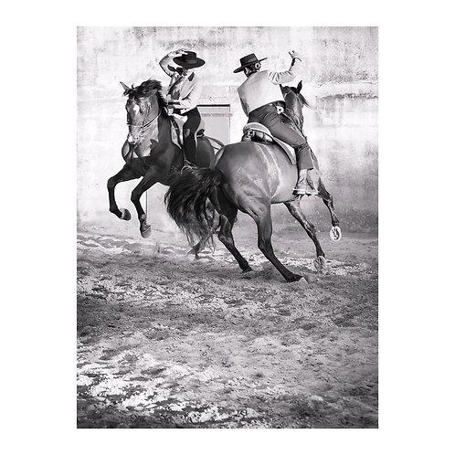 Tango à cheval