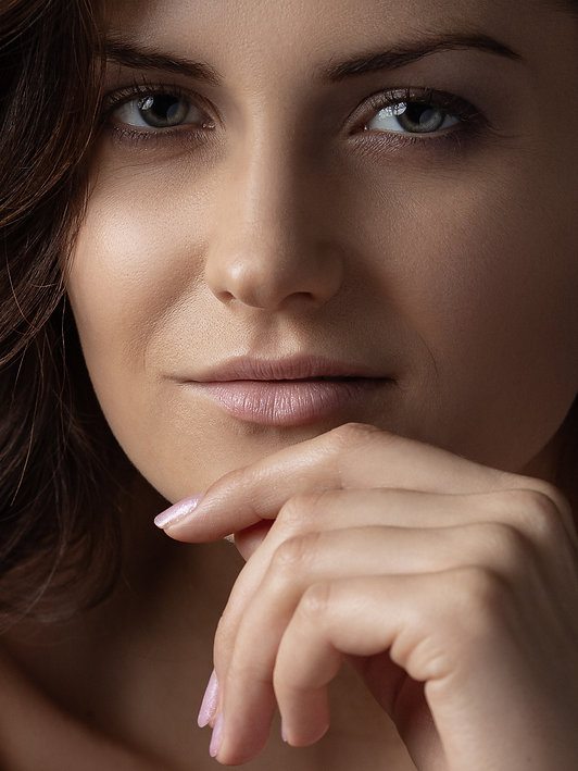 Beauty Photography Close-up Portrait Fragrance