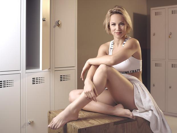 Emmanuelle Berne Sixth June
