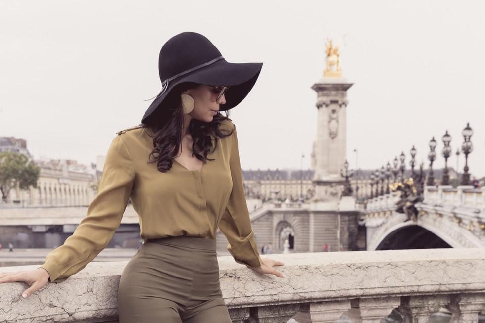Hat Fashion Photography