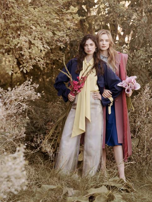 Seasonner Flower Fashion Edito