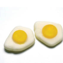 Haribo fried eggs