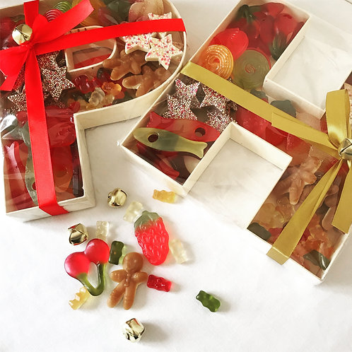 CHRISTMAS FILLABLE LETTERS
