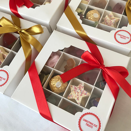CHRISTMAS EVE TREATS BOX