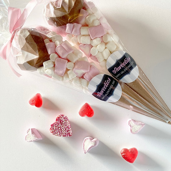 LUXE VALENTINES HOT CHOCOLATE
