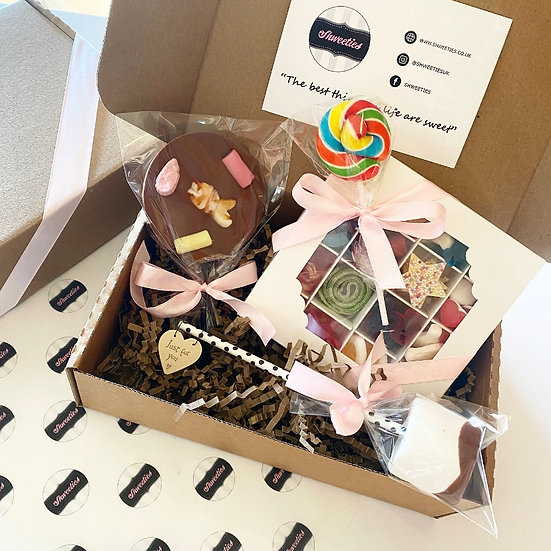 'JUST FOR YOU' BOX