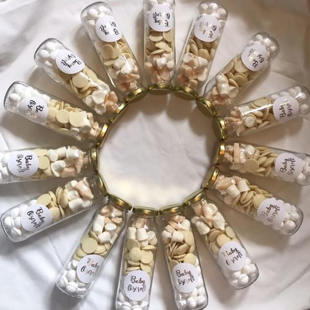 white and gold sweet bottles.jpg