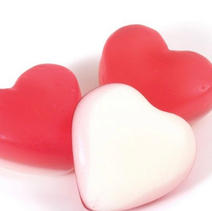 Haribo hearts