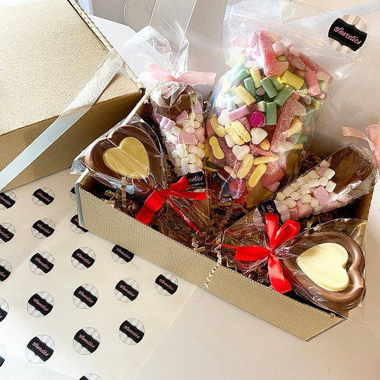 VALENTINES DATE NIGHT BOX